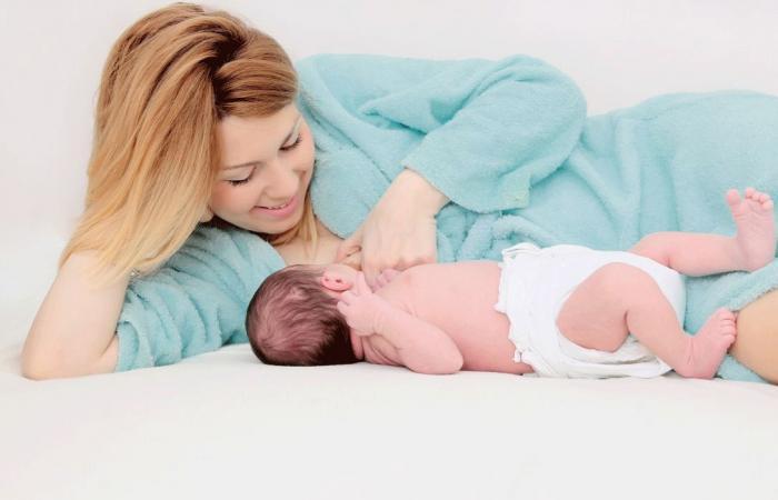 فوائد الرضاعة الطبيعية للعملية القيصرية