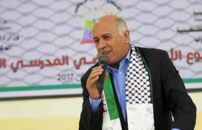 فلسطين | الرجوب يترأس اجتماعاً طارئاً الأحد المقبل لاتخاذ خطوات تحمي الرياضة الفلسطينية