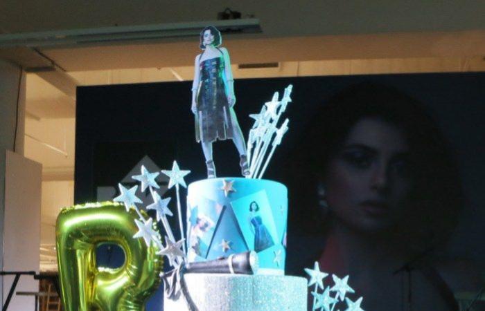 بالصور.. ماريتا الحلاني تحتفل بإطلاق ألبومها الأوّل