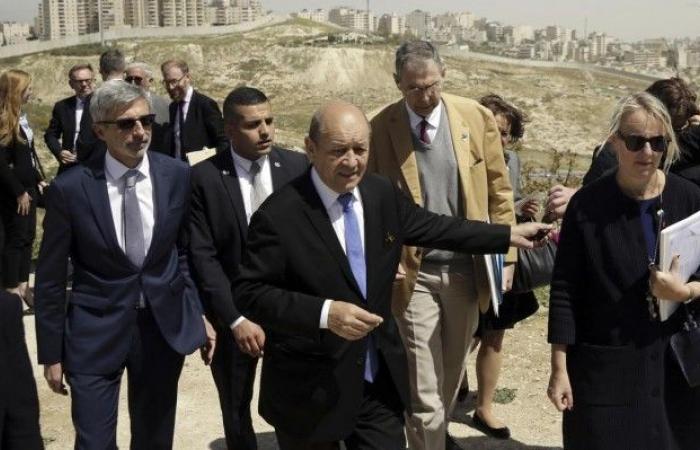 """فلسطين   قريبًا: مبادرة فرنسية أساسها حل الدولتين بمعزل عن """"صفقة القرن"""""""