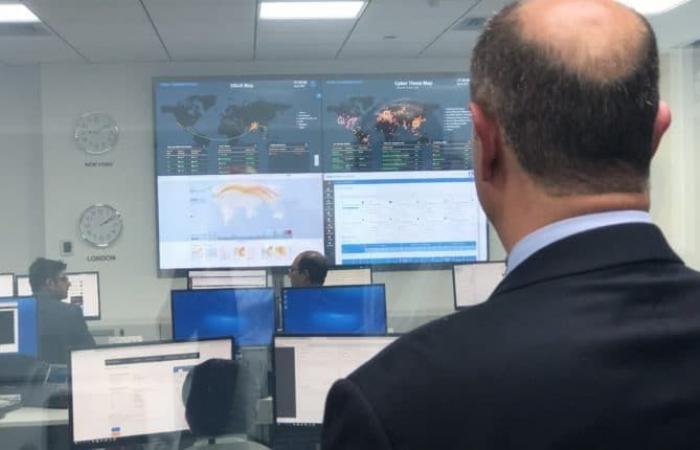 إطلاق مركز متطور لتعزيز قوة الدفاع عن أمن المعلومات في الشرق الأوسط بدبي بحضور…