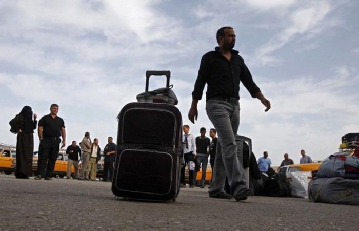 فلسطين   آلية السفر عبر معبر رفح يوم غد