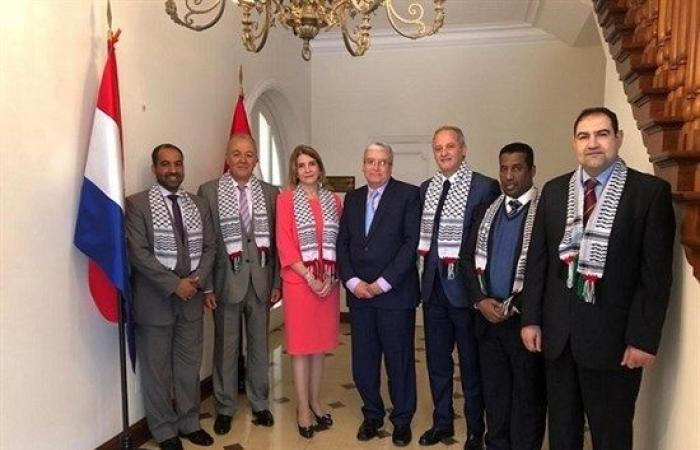 فلسطين | السفراء العرب يثمنون موقف الباراغواي