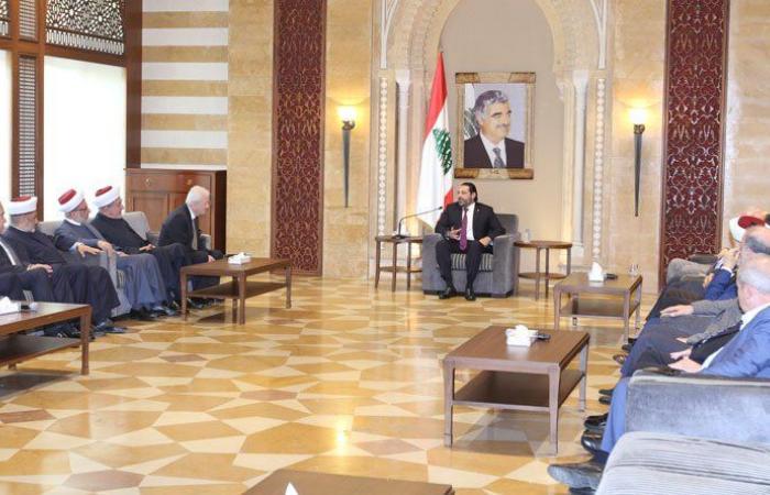 زاسبكين بعد لقائه الحريري: لبنان استكمل تعيين أعضاء اللجنة المشتركة الروسية-اللبنانية