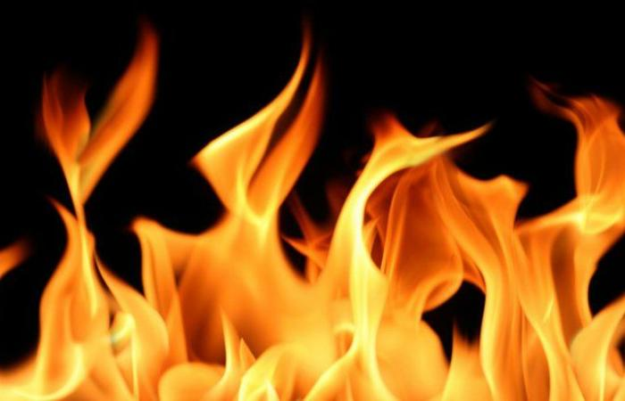 إخماد حريقين في كفرحباب وزوق مكايل
