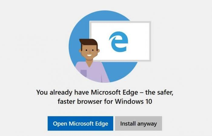 مايكروسوفت لا تشجع على استخدام كروم أو فايرفوكس