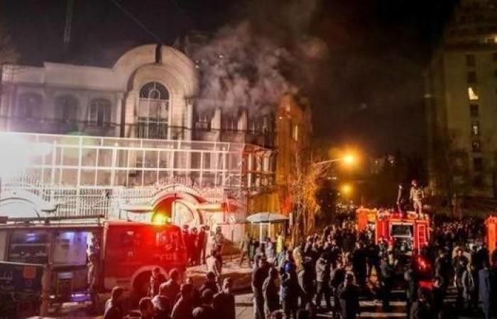 إيران | إيران تدين اقتحام قنصليتها.. ولا تحمي السفارات بطهران