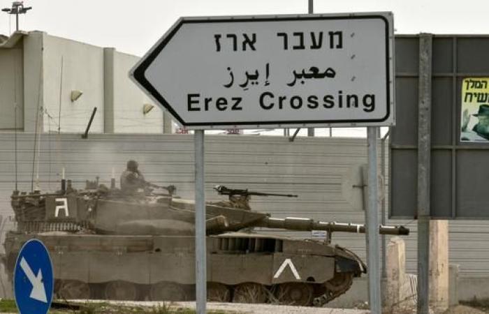 فلسطين | الاحتلال يُعيد فتح معبر بيت حانون/إيرز
