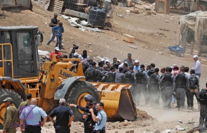 فلسطين   الصليب الأحمر يعرب عن قلقه إزاء قرار إسرائيل هدم منازل ومنشآت بالخان الأحمر