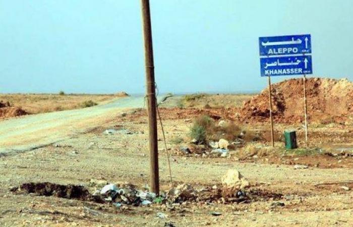 سوريا | مسؤول نظامي : طريق جديد إلى حلب للسيارات السياحية فقط يختصر 100 كيلو متر