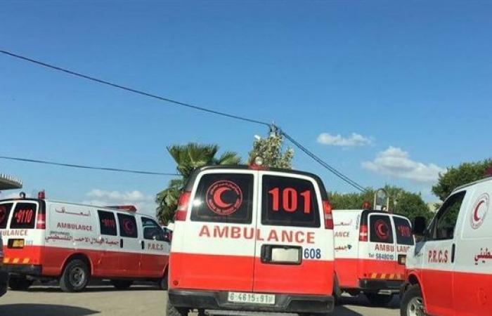 فلسطين | اصابة طفلة ورجل في حادثين منفصلين بيت أمر بالخليل
