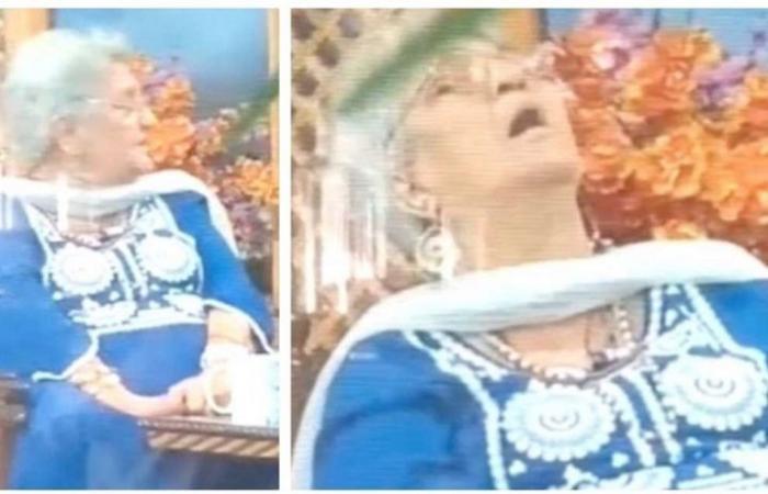 فلسطين   بروفيسورة هندية تلقى حتفها على الهواء مباشرة (شاهد)