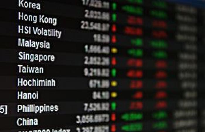 إقتصاد   مؤشرات الأسهم الآسيوية تستهل تداولات أخر جلسات الأسبوع إيجابية مع استأنف المحادثات التجارية بين واشنطن وبكين