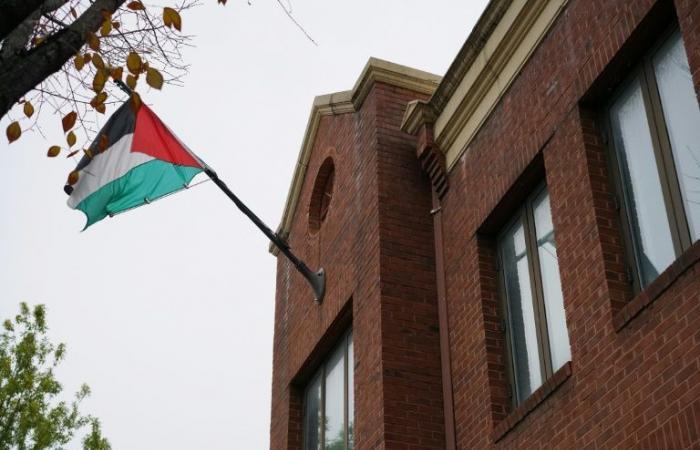 فلسطين | البعثة الدبلوماسية الفلسطينية في واشنطن تغلق أبوابها على