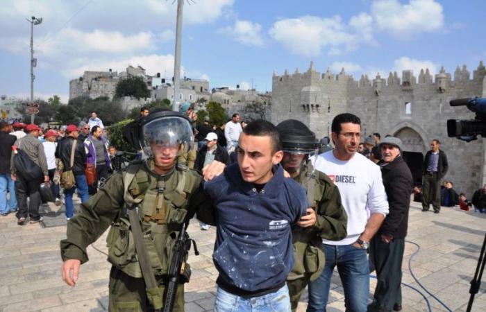 فلسطين | الاحتلال يعتقل فلسطينياً اجتاز حدود غزة