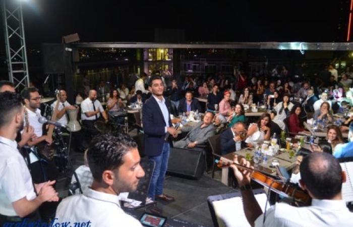 محمد عساف يفتتح مطعم بيت حليمة في الاردن