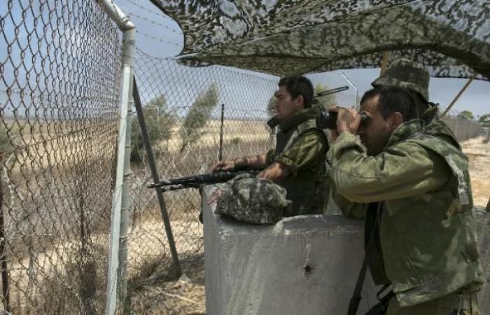 فلسطين | تفاصيل .. إسرائيل تبني أطول جدار خراساني في العالم حول غزة