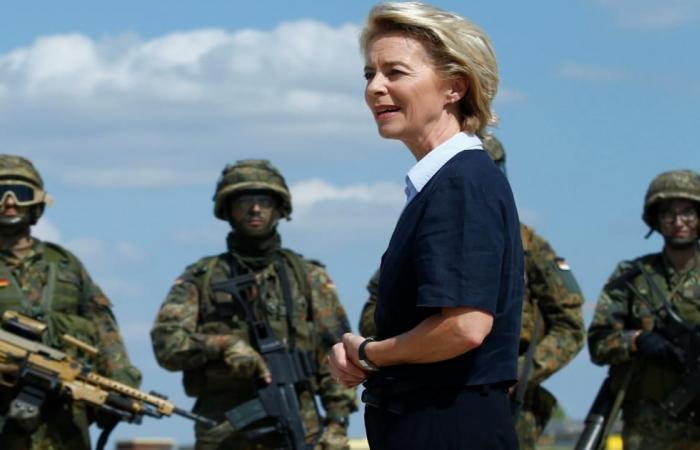 ألمانيا تلمح لوجود عسكري طويل لها بالشرق الأوسط