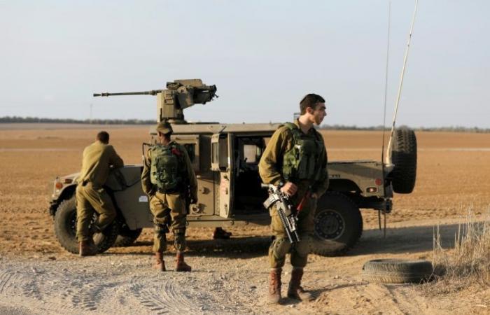 فلسطين   كيف يعمل قصاصو الأثر الإسرائيليون على حدود غزة ؟