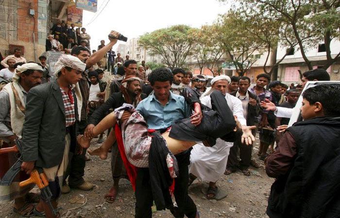 اليمن | مركز حقوقي ينشر إحصائية للمدنيين الذين قتلوا في تعز خلال الشهر الماضي