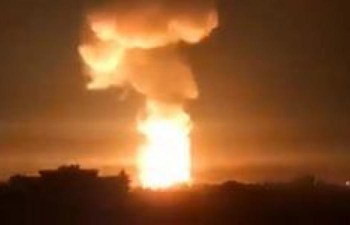 سوريا | مقاطع مصورة تظهر جانباً من القصف الذي طال اللاذقية ( فيديو )