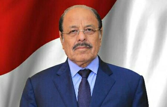 اليمن   نائب الرئيس : انتصارات الجيش تثبت عزم اليمنيين على تدمير المشروع الايراني في اليمن