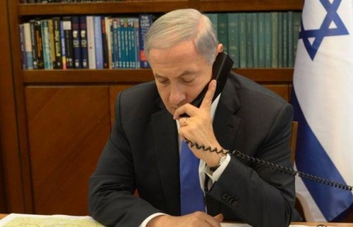 فلسطين   نتنياهو: اتصالاتنا مع الجانب الروسي منتظمة