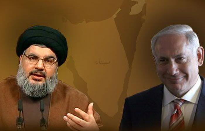 إسرائيل تفضح نصرالله