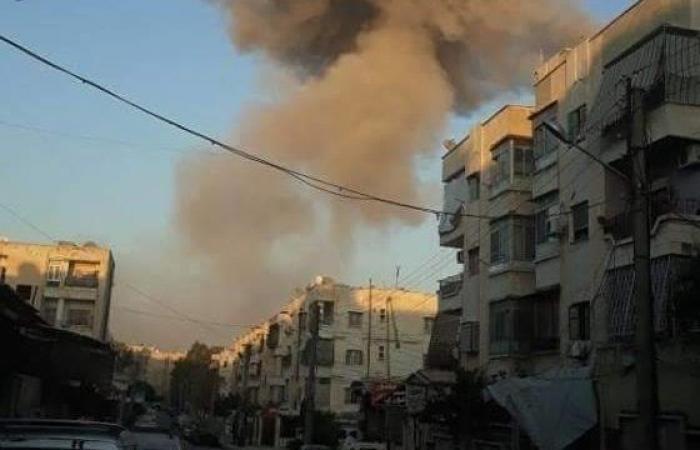 سوريا | الإعلام الروسي : انفجارات تهز أكبر حي سكني في مدينة حلب ( صور )