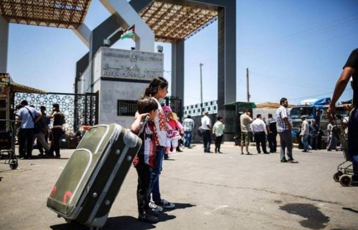 فلسطين   آلية السفر عبر معبر رفح ليومي الأحد والاثنين