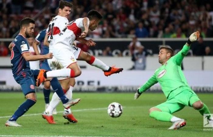 شتوتغارت يتعادل سلبي مع دوسلدورف في الدوري الألماني
