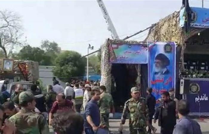 فلسطين   الجيش الإيراني يؤكد : دولتان خليجيتان وراء هجوم الأهواز