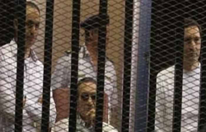مصر | رفض طلب مبارك ونجليه بالتصالح في قضية القصور الرئاسية