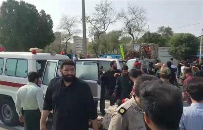فلسطين | قتلى وجرحى في هجوم استهدف عرضا عسكريا في إيران
