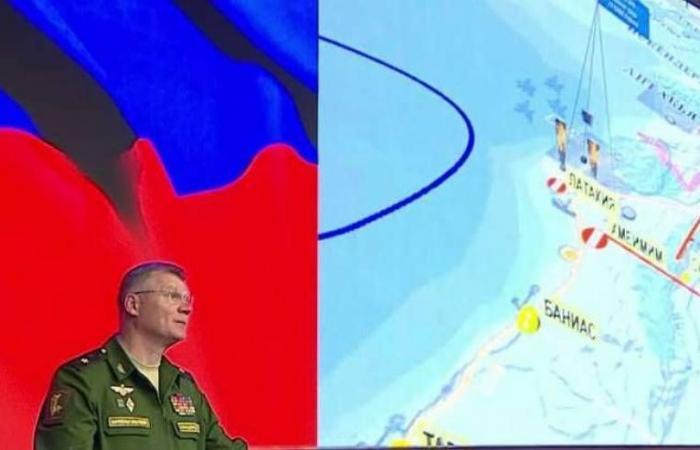 فلسطين | وزارة الدفاع الروسية تنشر التفاصيل الكاملة حول اسقاط الطائرة في سوريا