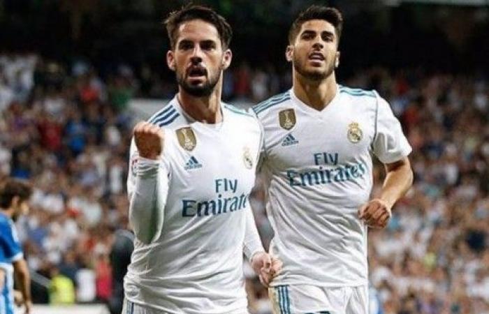 ريال مدريد ينجو من فخ إسبانيول بصعوبة