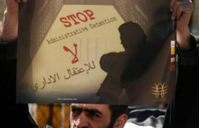 فلسطين   سلطات الاحتلال تصدر 100 أمر اعتقال إداري خلال شهر