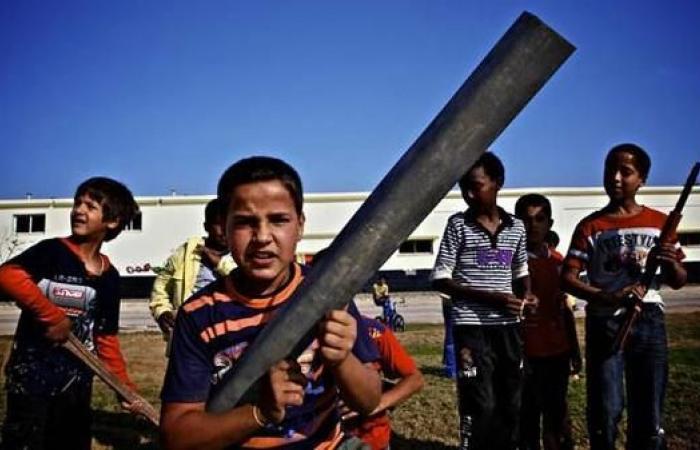 """يونيسف: نصف مليون طفل بطرابلس في """"خطر مباشر"""""""