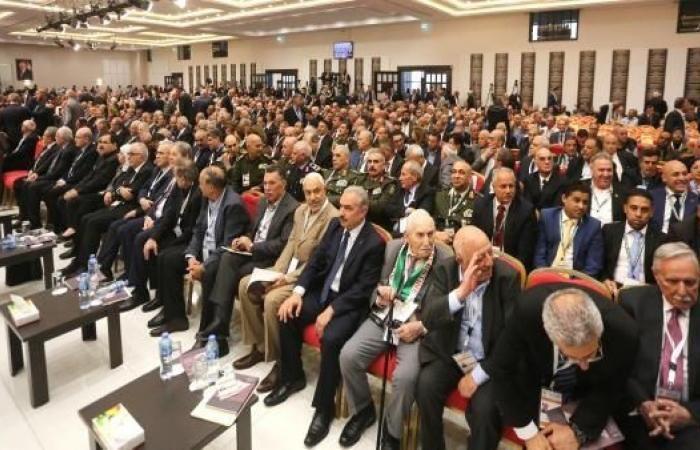 """فلسطين   اجتماع """"للوطني"""" تزامنا مع خطاب الرئيس في الامم المتحدة"""