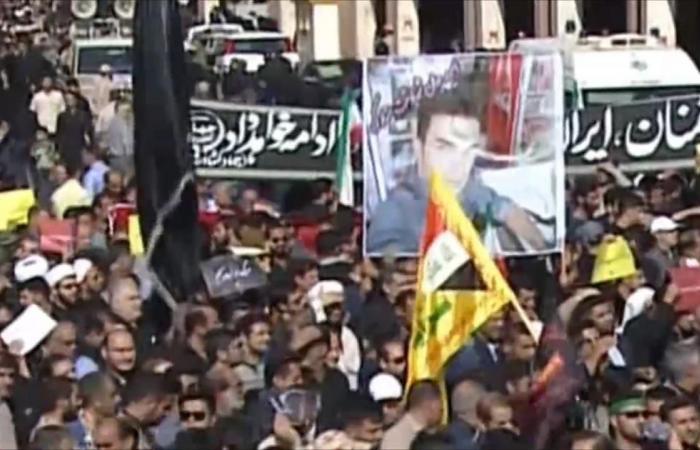 مصادرة أسلحة واعتقال عشرات على صلة بهجوم الأهواز