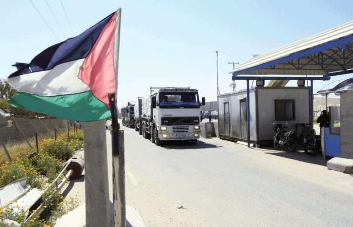 فلسطين | مصادر عسكرية: ليبرمان يتجه إلى إغلاق معبر كرم أبو سالم لهذه الاسباب ..