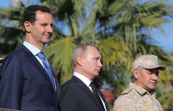 فلسطين   بوتين يوعز بإغلاق أجواء المتوسط أمام أي هجوم على سوريا