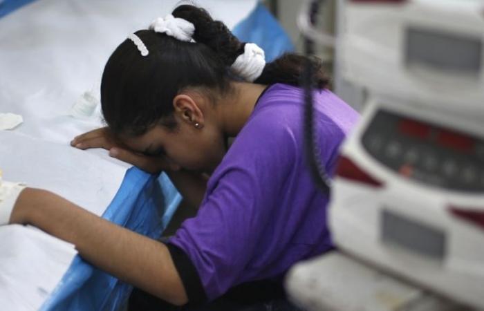 فلسطين   الموت يتهدد حياة مئات مرضى الكلى بغزة