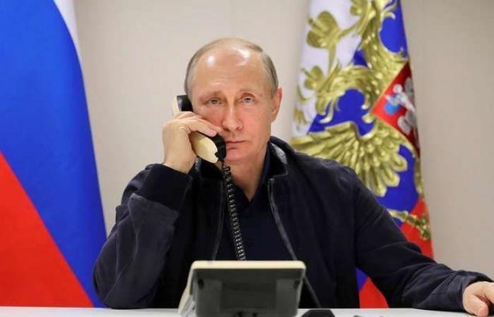 سوريا | أول اتصال هاتفي بين بشار الأسد و بوتين بعد سقوط الطائرة الروسية