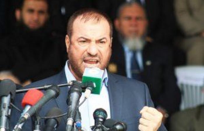 فلسطين   فتحي حماد: شعبنا الفلسطيتي لن تخدعه خطابات فارغة