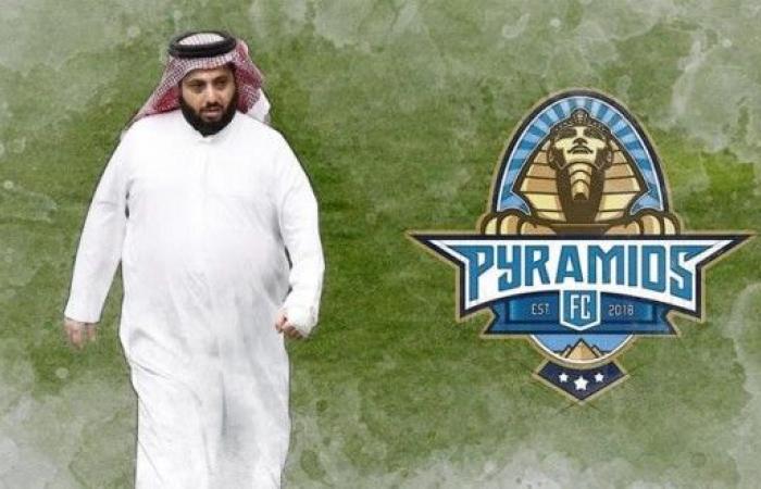 """حكاية """"بيراميدز"""" تصل إلى النهاية.. تركي آل الشيخ ينسحب من مصر!"""