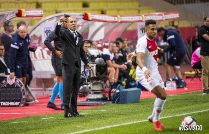 موناكو يواصل الترنح بخسارة جديدة أمام أنجيه