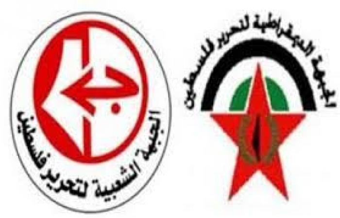 فلسطين   الديمقراطية والشعبية تبحثان المصالحة مع المخابرات المصرية في القاهرة