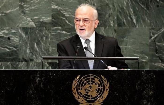 العراق | وزير خارجية العراق يرتكب خطأً تاريخياً في الأمم المتحدة