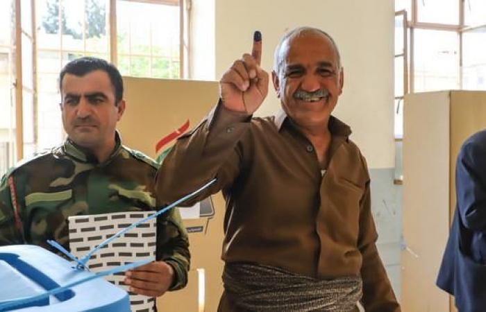 العراق   إقليم كردستان ينتخب نوابه.. والعين على رئاسة العراق